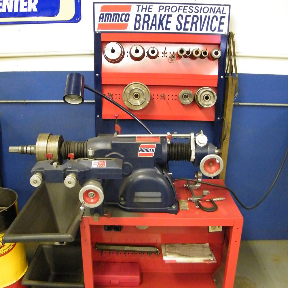 Car Brake Repair Service: Fuller Automotive